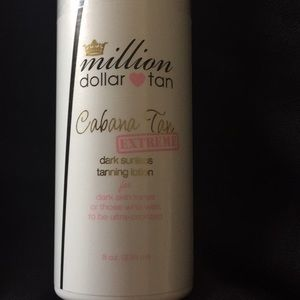 Other - Tanning lotion